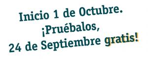 inicio 1 octubre