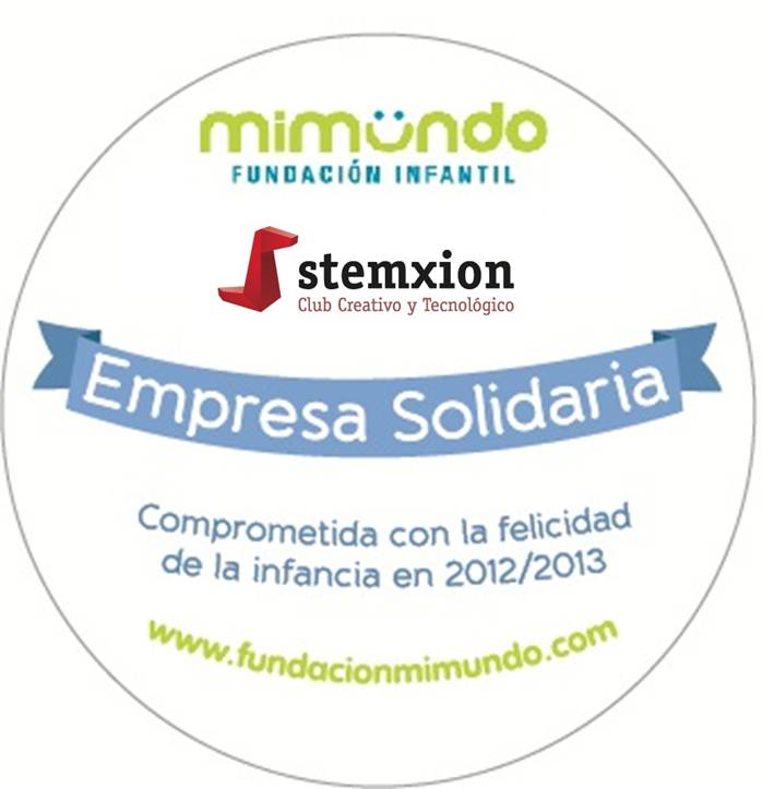 Stemxion Empresa Solidaria logo