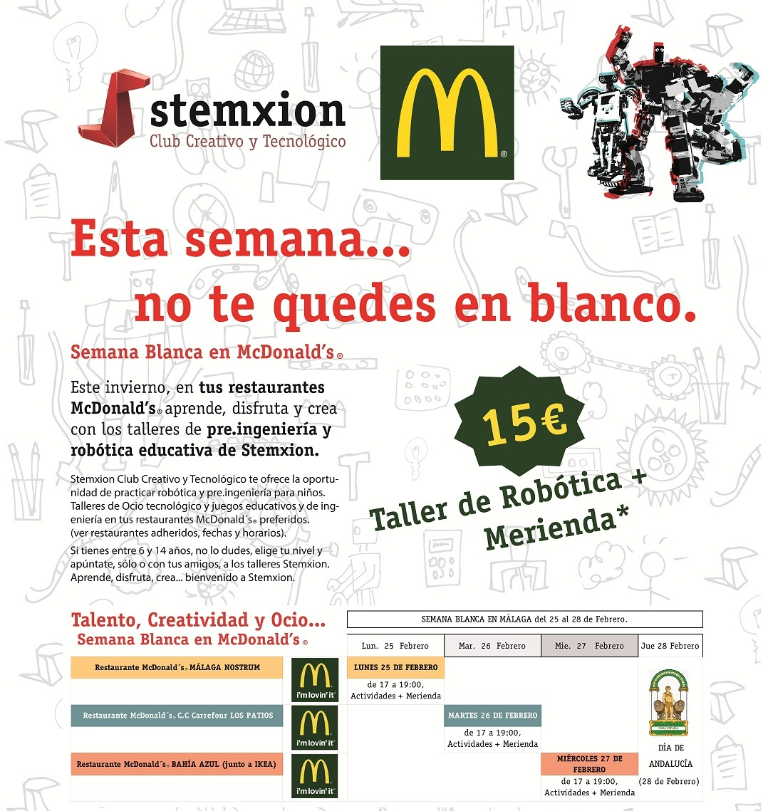 Cartel McD low