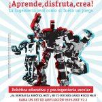 Flyer Concurso Vision 3D Stemxion