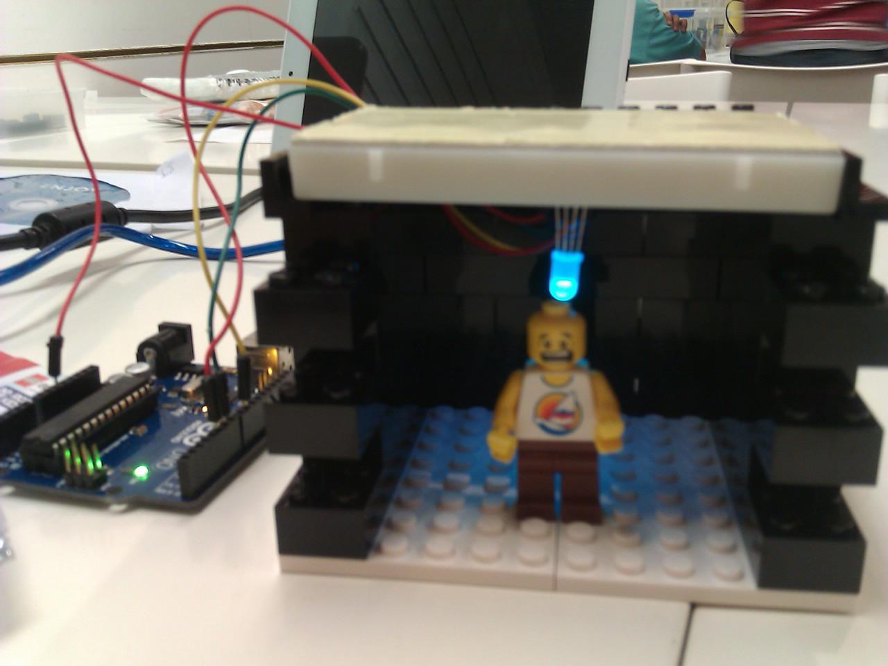 arduino stemxion disco1