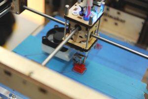 impresora 3D stemxion 2