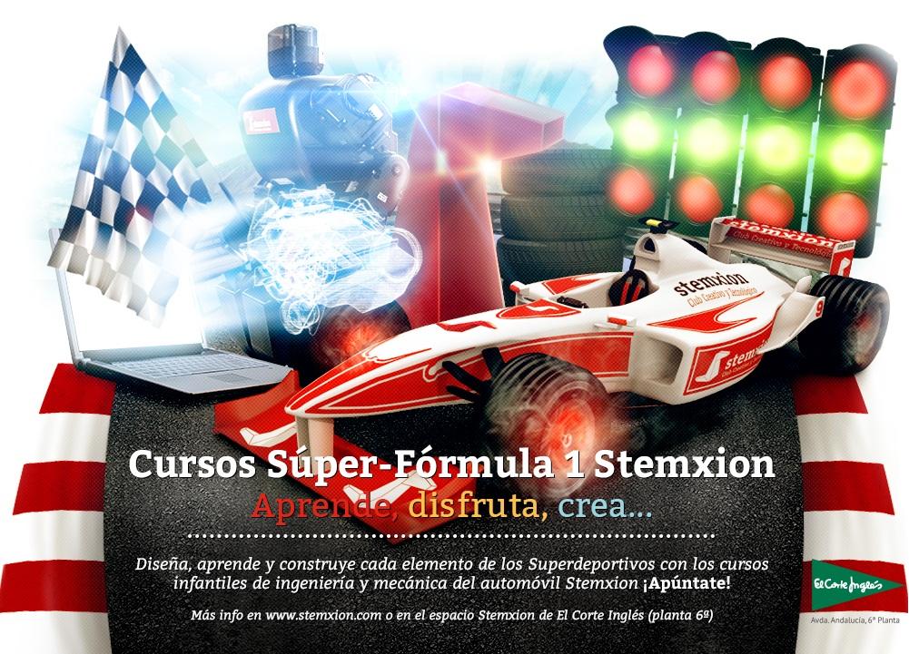 stemxion formula 1 lego