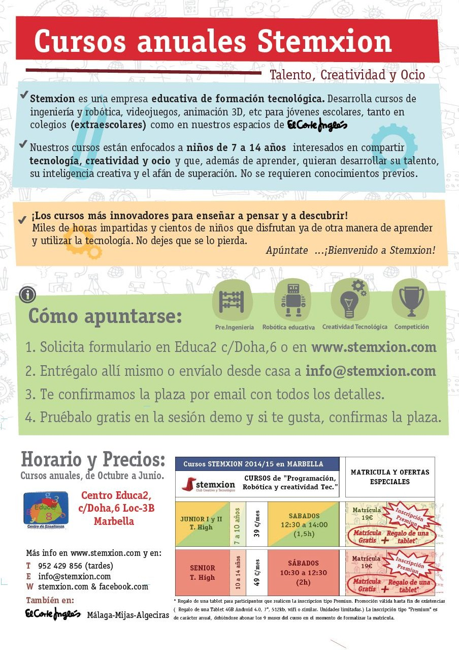 Flyer Reverso Educa2 Sept14