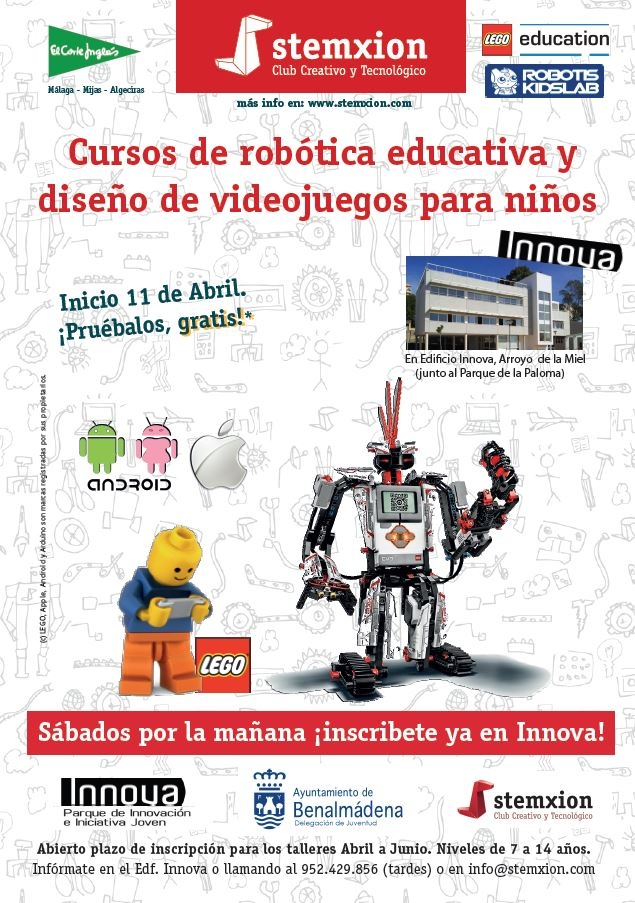 Cursos Stemxion Innova Abril 15_A