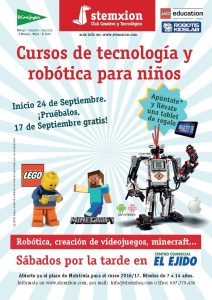 01_flyer ECI 2016_El Ejido 16_17_Stemxion
